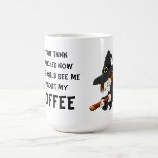 Halloween Mug/Witch Coffee Mug