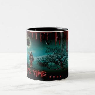 Halloween mugs & cups - grim reaper