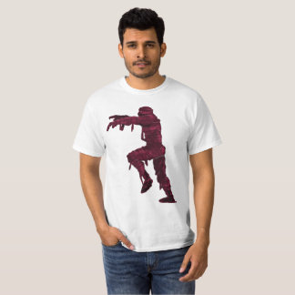 HALLOWEEN MUMMY WALKING TEE