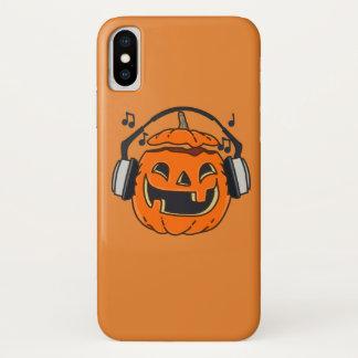 Halloween music iPhone x case