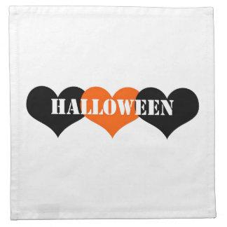 Halloween Cloth Napkins