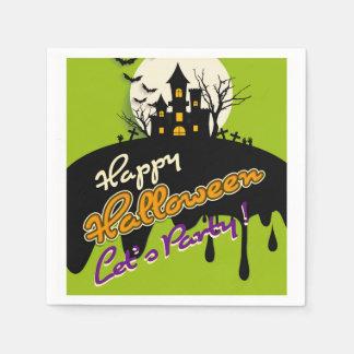 Halloween Napking Disposable Serviettes