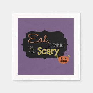 Halloween Napkins Paper Serviettes
