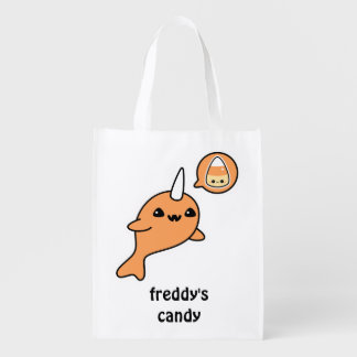 Halloween Narwhal Trick or Treat
