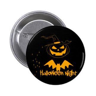 Halloween night pins