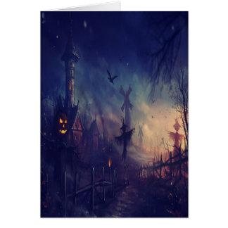 Halloween Night Card