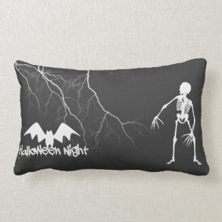 Halloween night pillow