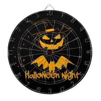 Halloween night dartboards