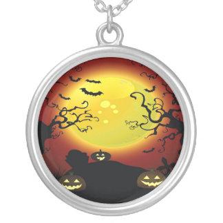 Halloween Night Necklace