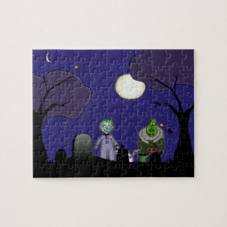 Halloween Night Puzzle