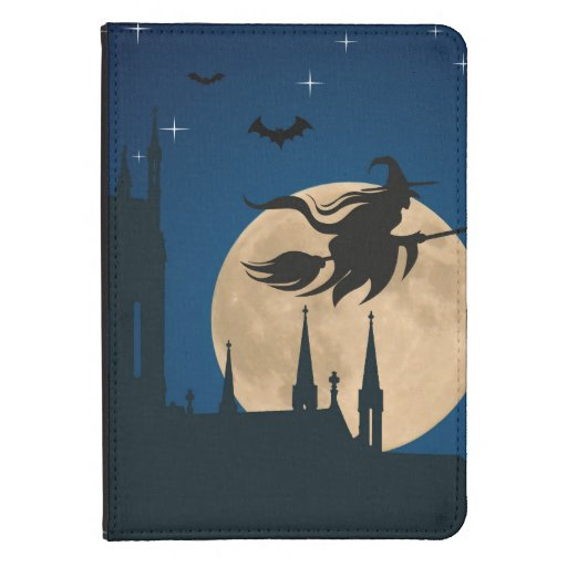 Halloween Night Scene Kindle 4 Case