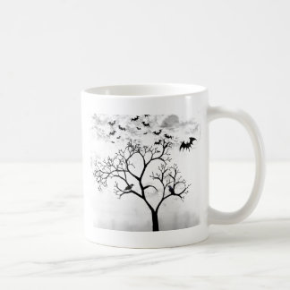 Halloween Night Scene Coffee Mug