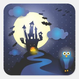 Halloween Night, sticker