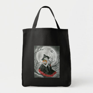 Halloween Night Witch Bag