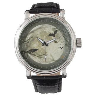 Halloween Night Wristwatch