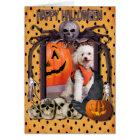 Halloween Nightmare - Chloe - Poochon - Photo-10 Card