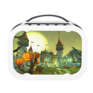 Halloween nightmare lunchbox
