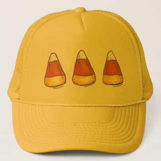 Halloween or Thanksgiving Candy Corn Candies Hat
