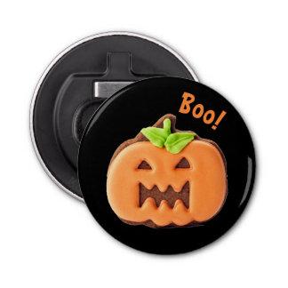 Halloween Orange Pumpkin Bottle Opener