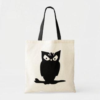 Halloween Owl Tote Budget Tote Bag