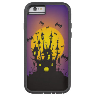 Halloween party castle tough xtreme iPhone 6 case