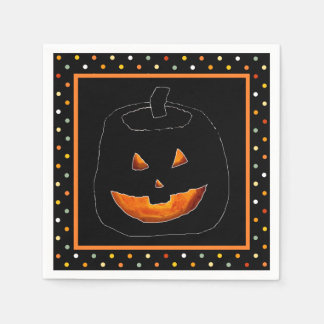 Halloween Party Disposable Napkin