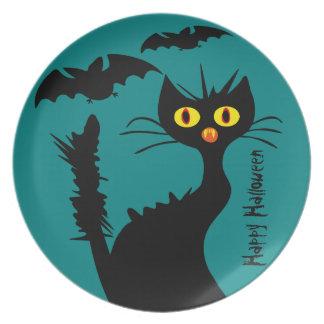 Halloween party,halloween decoration dinner plates