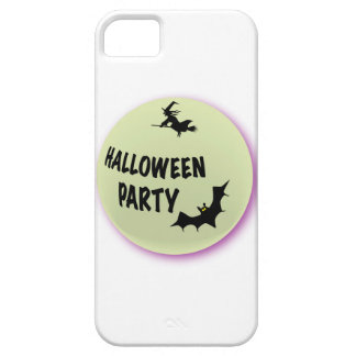 Halloween Party Icon iPhone 5 Cases