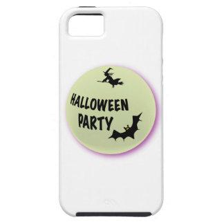 Halloween Party Icon Tough iPhone 5 Case
