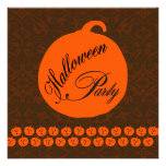 Halloween Party Personalized Invitation