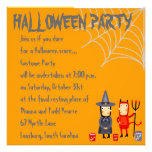 Halloween Party!! Personalized Invite