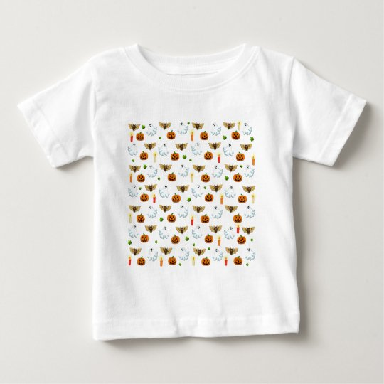 Halloween pattern baby T-Shirt