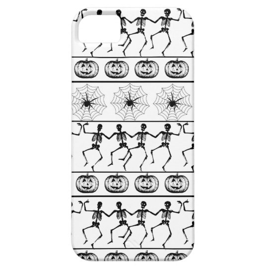Halloween pattern barely there iPhone 5 case