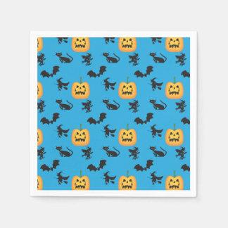 Halloween Pattern Disposable Napkins