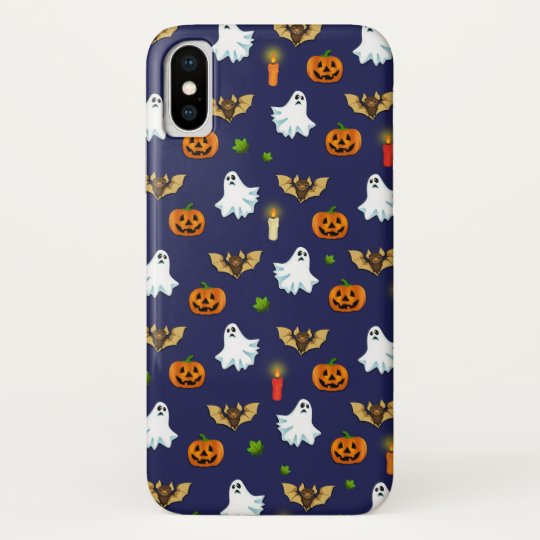 Halloween pattern galaxy nexus case