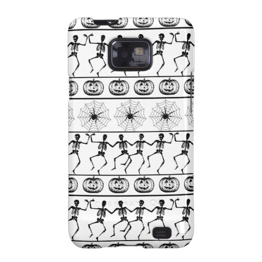Halloween pattern galaxy SII cover