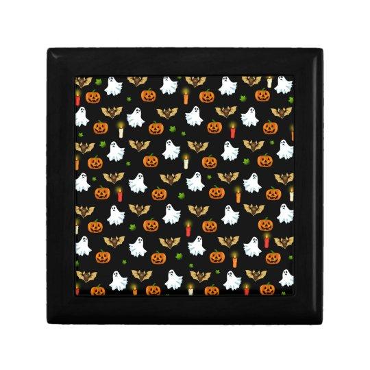 Halloween pattern gift box