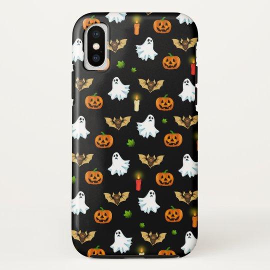 Halloween pattern HTC vivid / raider 4G cover