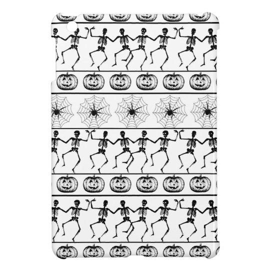 Halloween pattern iPad mini cover