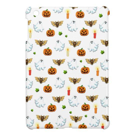 Halloween pattern iPad mini covers