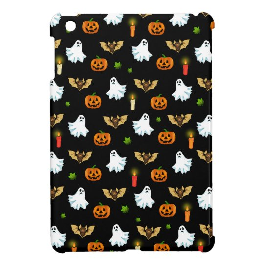 Halloween pattern iPad mini covers