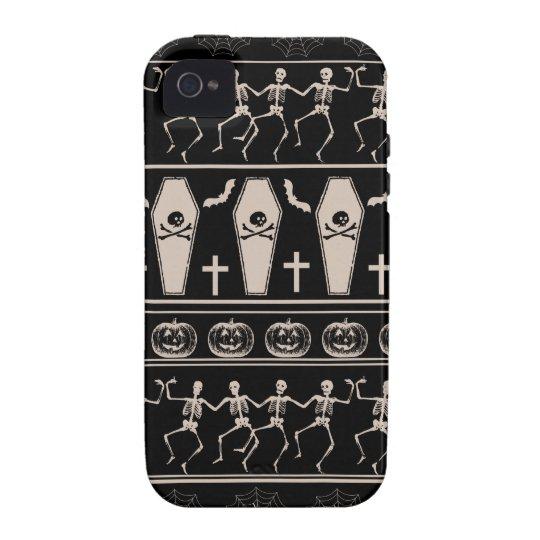 Halloween pattern iPhone 4/4S case
