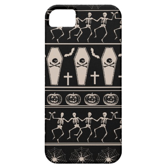 Halloween pattern iPhone 5 cases