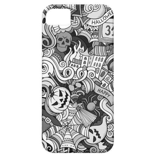 Halloween pattern iPhone 5 cases