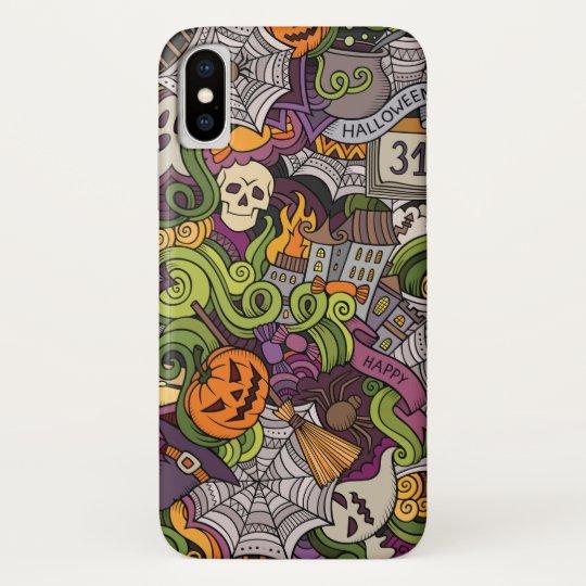 Halloween pattern samsung galaxy nexus case