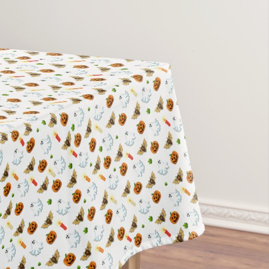 Halloween pattern tablecloth