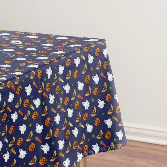 Halloween pattern tablecloth