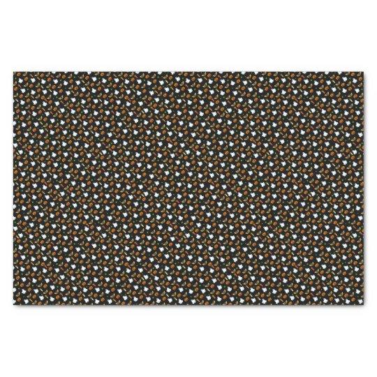 Halloween pattern tissue paper