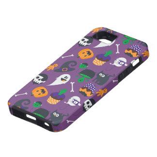 Halloween pattern tough iPhone 5 case