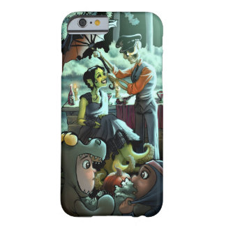 Halloween Picnic Barely There iPhone 6 Case